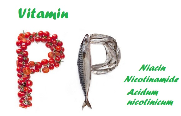 Витамин РР ниацин никотиновая кислота