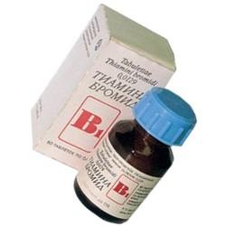 Тиамин хлорид, бромид, гидрохлорид