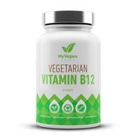 Витамин В12 цианокобаламин для вегетарианцев
