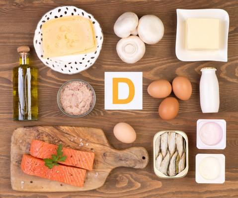 Витамин Д кальциферол в каких продуктах содержится