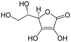 Витамин С аскорбиновая кислота формула
