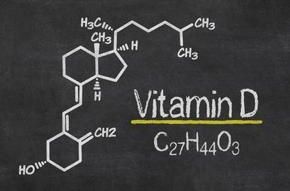 Витамин Д кальциферол формула