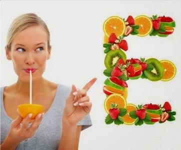 Витамин Е токоферол для женщин