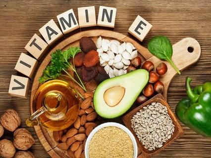 Витамин Е токоферол в каких продуктах содержится