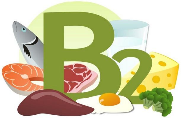 витамин В2 (рибофлавин) где содержится