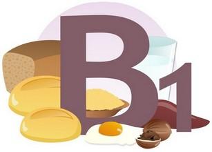 витамин В1 (тиамин) где содержится