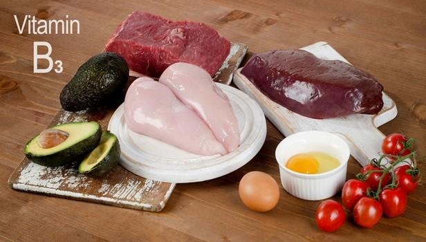 витамин РР / В3 (ниацин) где содержится